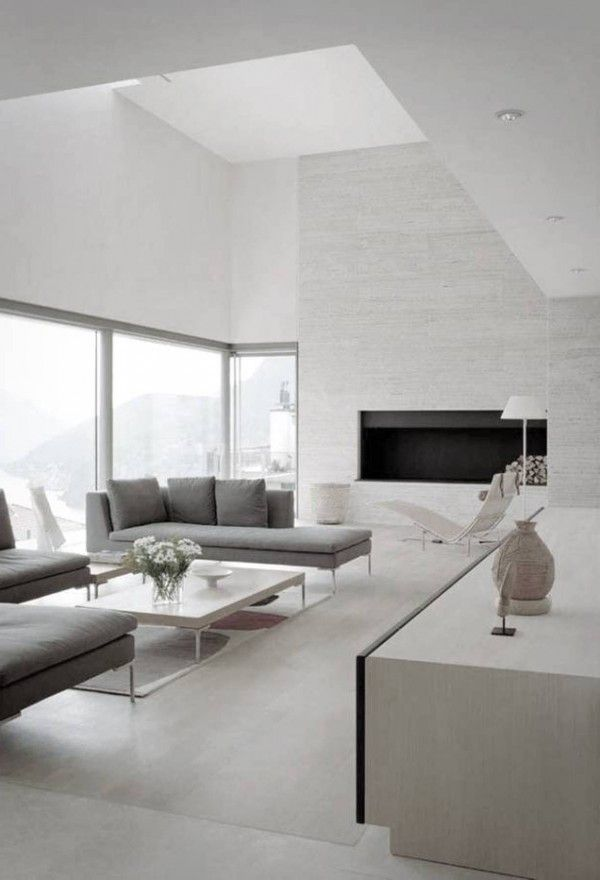 48 Adorable Minimalist Living Room Designs Digsdigs In 2020 Minimalist Living Room Living Room Design Modern Contemporary Living Room Furniture