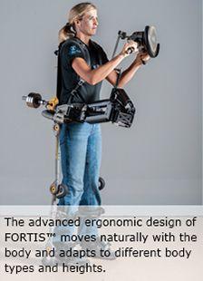 FORTIS Exoskeleton · Lockheed Martin