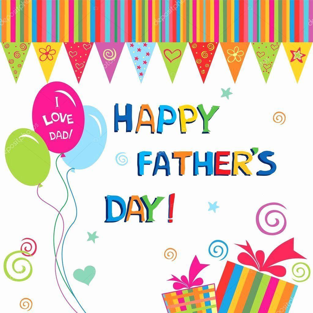 Einladung zum Vatertag Inspirierend zum Ausmalen des Vatertags