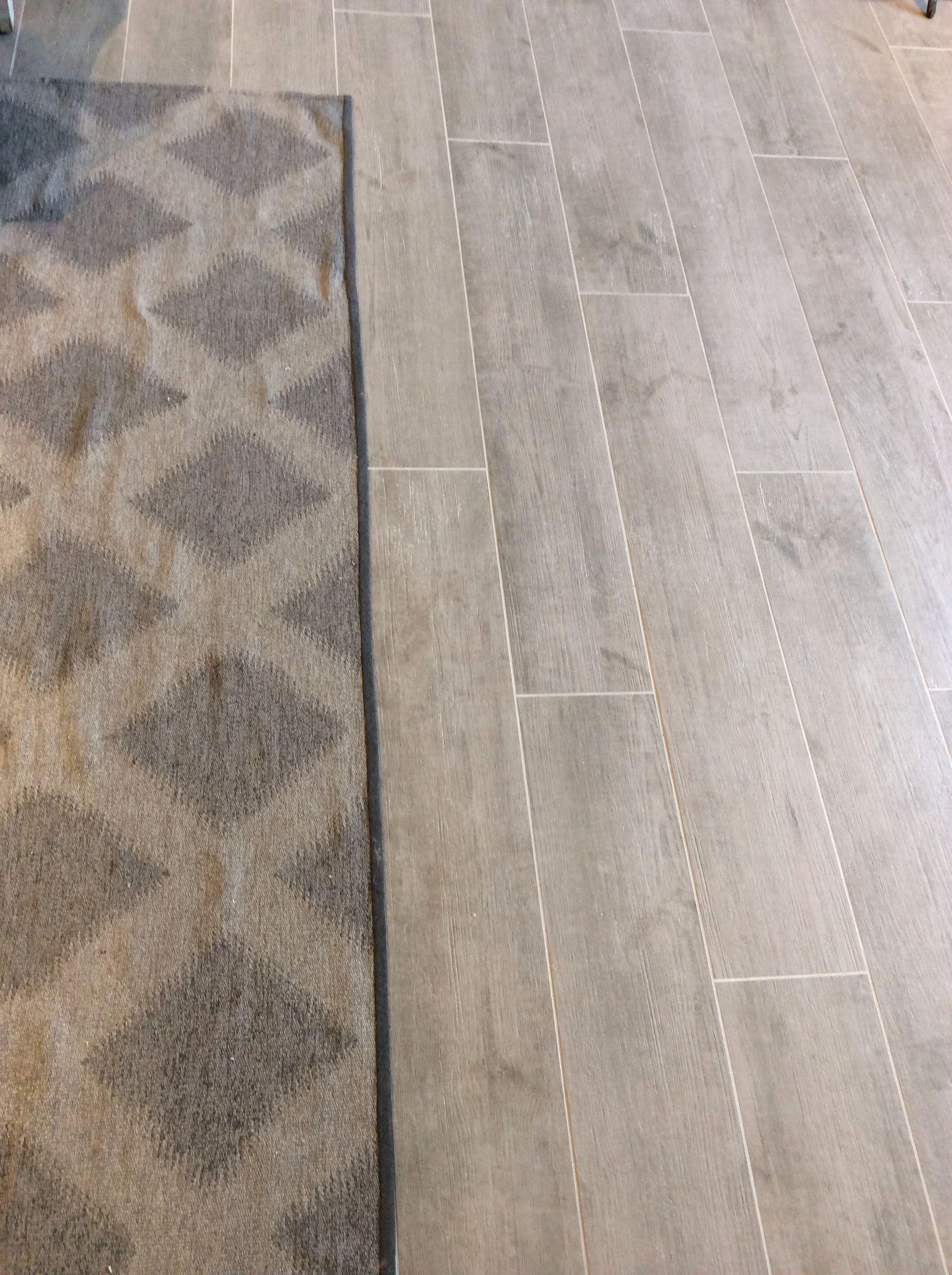 wood grain porcelain tile for guest bath floor  wood