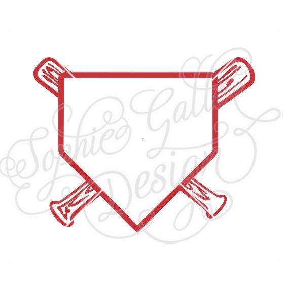 422ebca1b4e2a3f87821e71f3945604d baseball home plate design svg dxf png digital download file,Home Plate Design