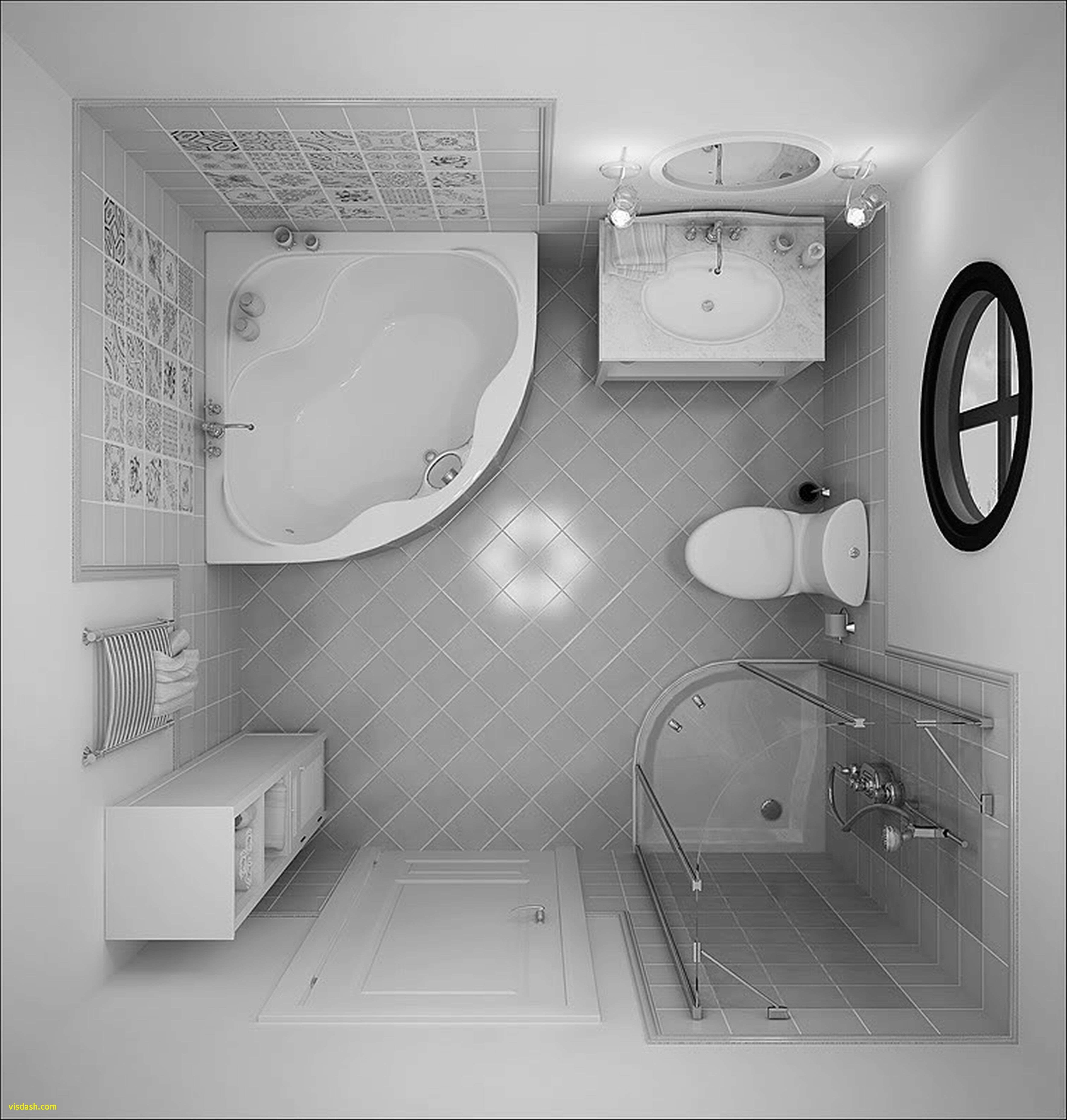 Excellent Bathroom Designs 4 X 4 Contemporary - Simple Design