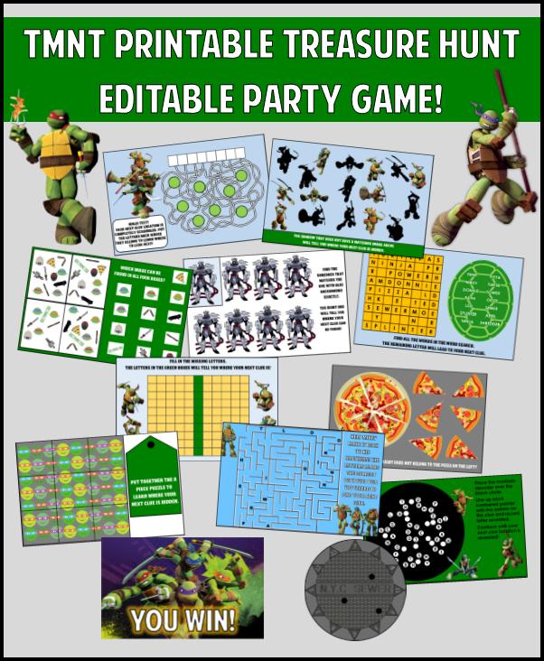 Ninja Turtles Birthday Party I Made This Game Feed The Turtles For My Nephew Ninja Turtles Birthday Party Tmnt Birthday Party Ideas Turtle Birthday Parties