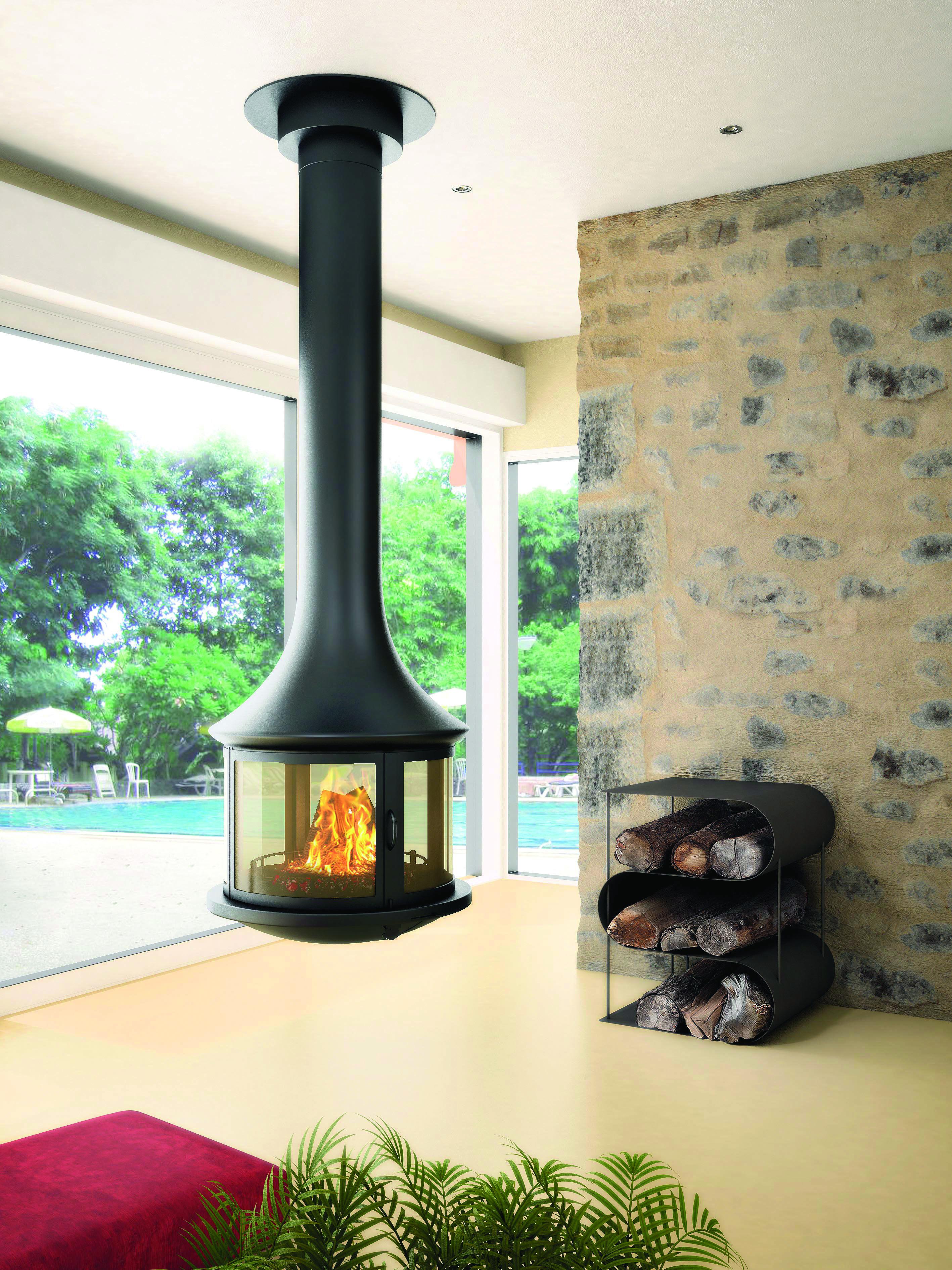 Hanging Fireplace Design Leppe Digitalfuturesconsortium Org