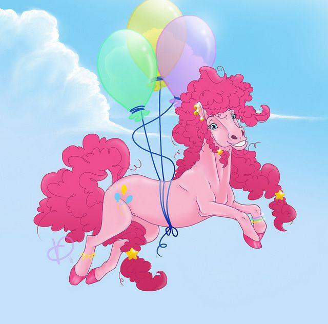 My Pinkie Pie fan art | da vanyrei