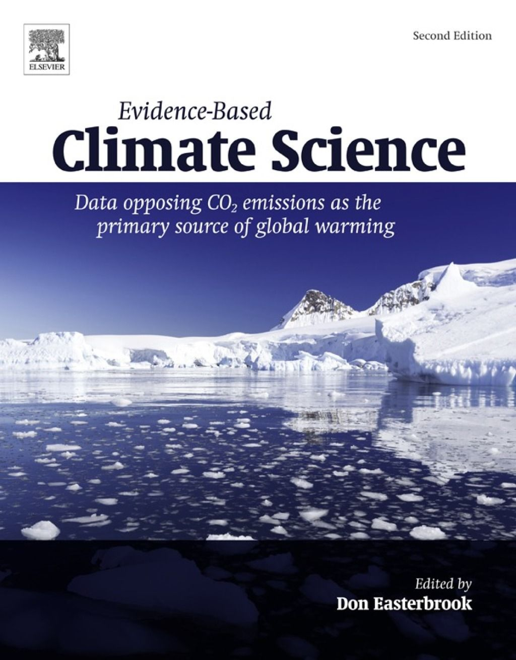 Evidence Based Climate Science Ebook In