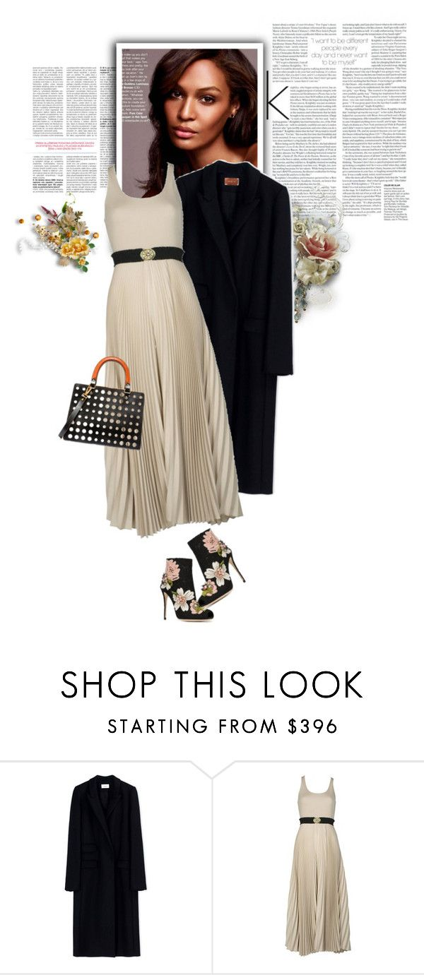 """""""..."""" by bliznec-anna ❤ liked on Polyvore featuring Thierry Mugler, Dolce&Gabbana, Marni, women's clothing, women, female, woman, misses and juniors"""