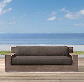 Marbella Collection Weathered Grey Teak Outdoor Furniture Cg