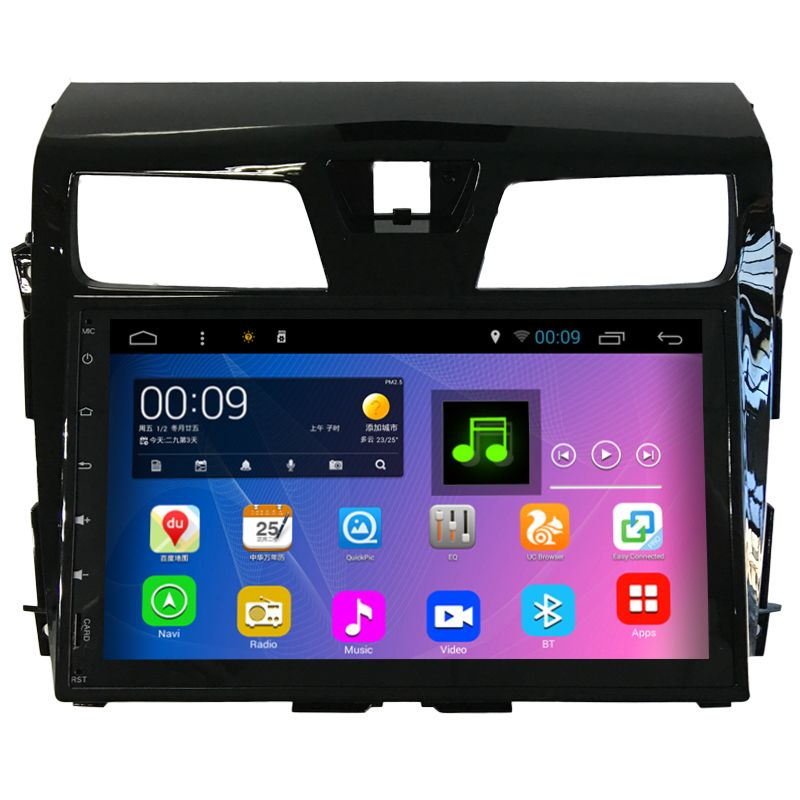 10 1 inch Android 4 4 Car dvd For Nissan TEANA Altima Maxima 2013
