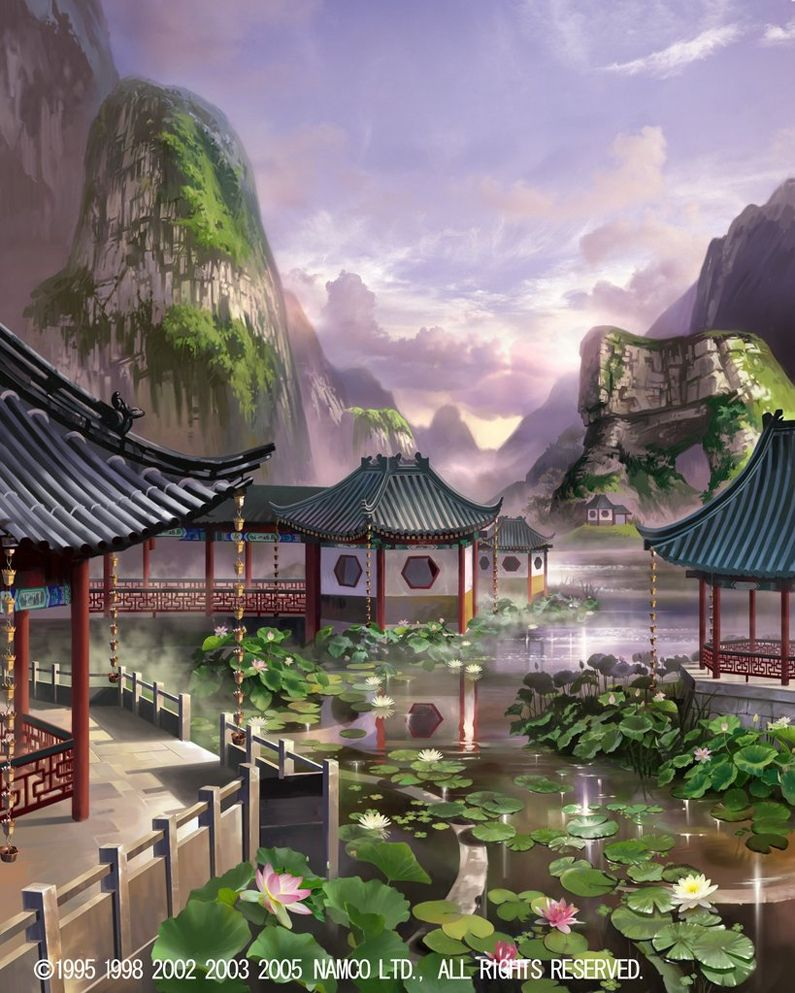 Soul Calibur III - Stages / Backgrounds