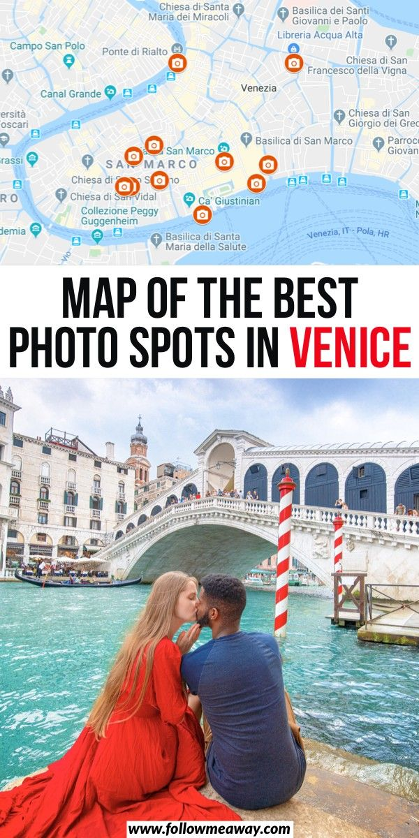 Photo of 14 Secret (And Famous!) Instagrammable Places In Venice