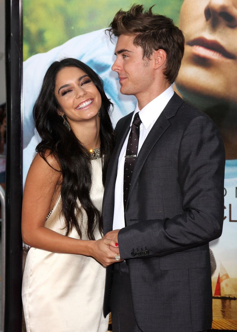 Is vanessa hudgens dating zac efron in 2013