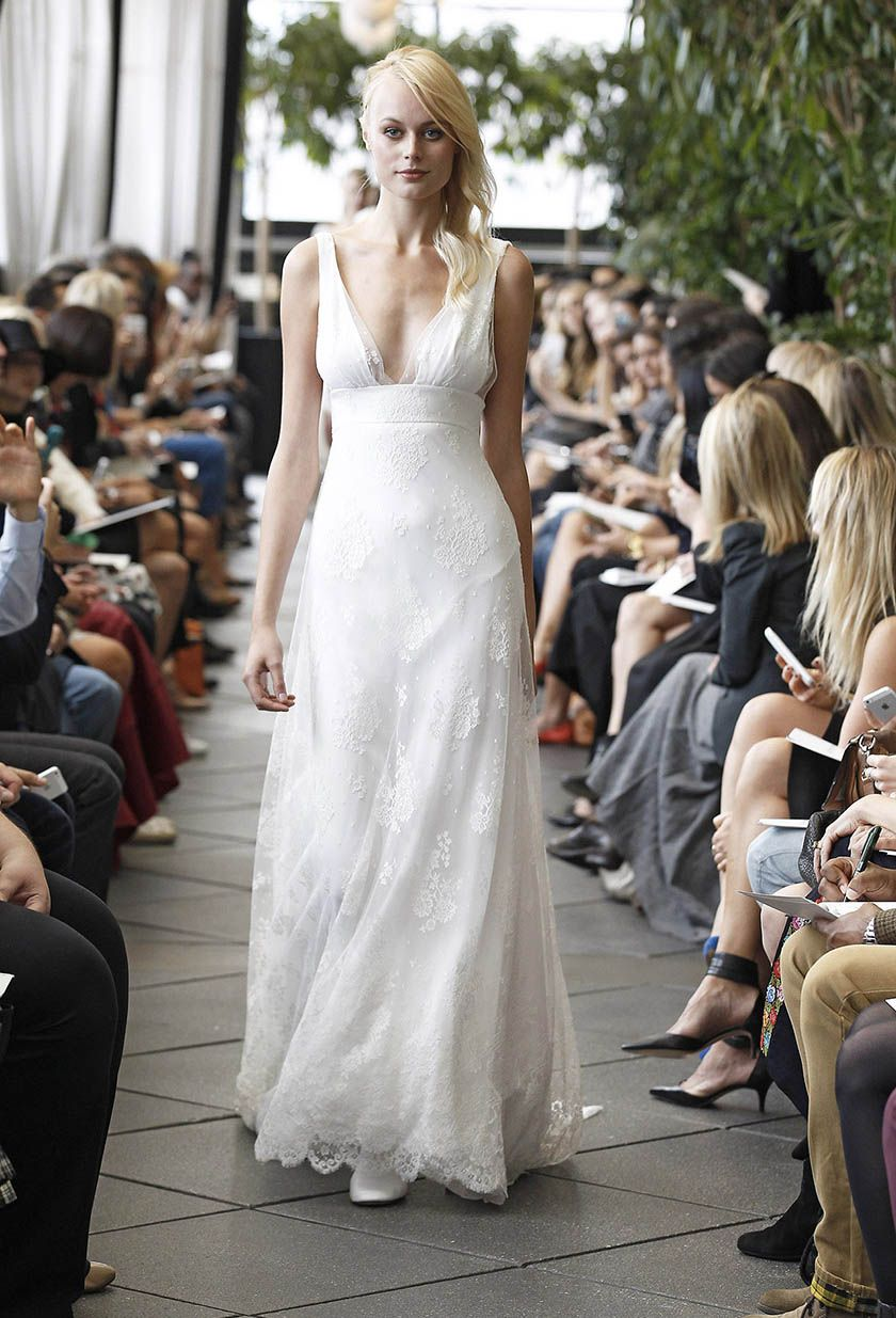 638255308ac Delphine Manivet - Créatrice de robes de mariée Paris   Sélection Couture  2016