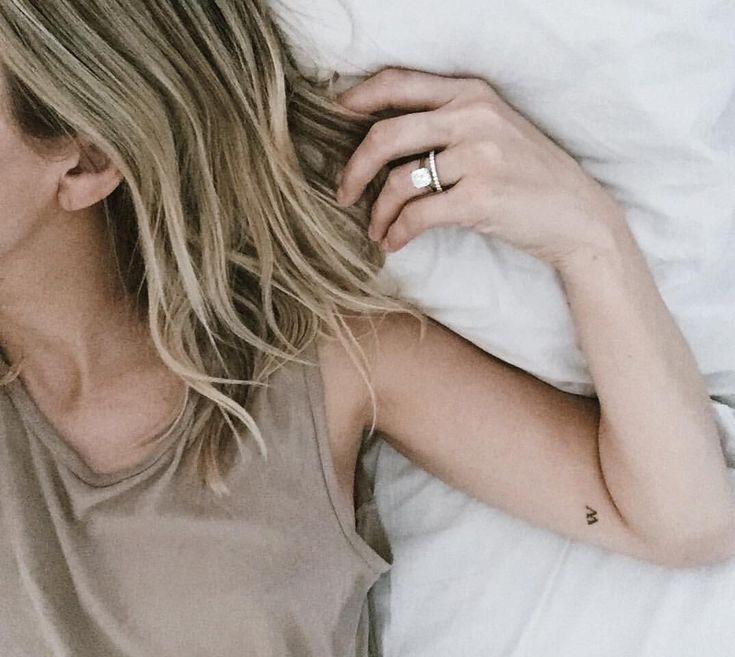 Initial tattoo  Jacey Duprie  Damsel in Dior Jacey Duprie on Instagram  ink
