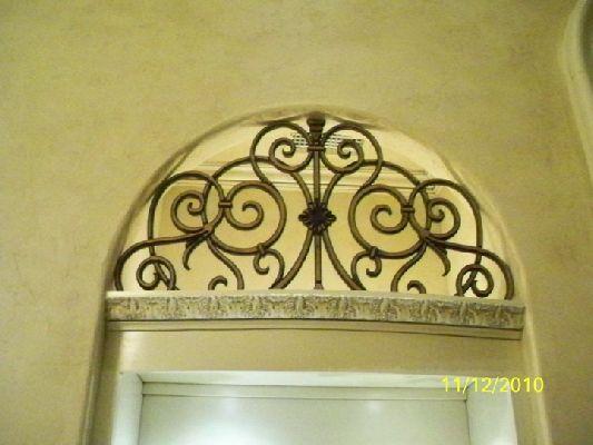 Tableaux Faux Iron Window #23 | home decor | Pinterest | Window ...