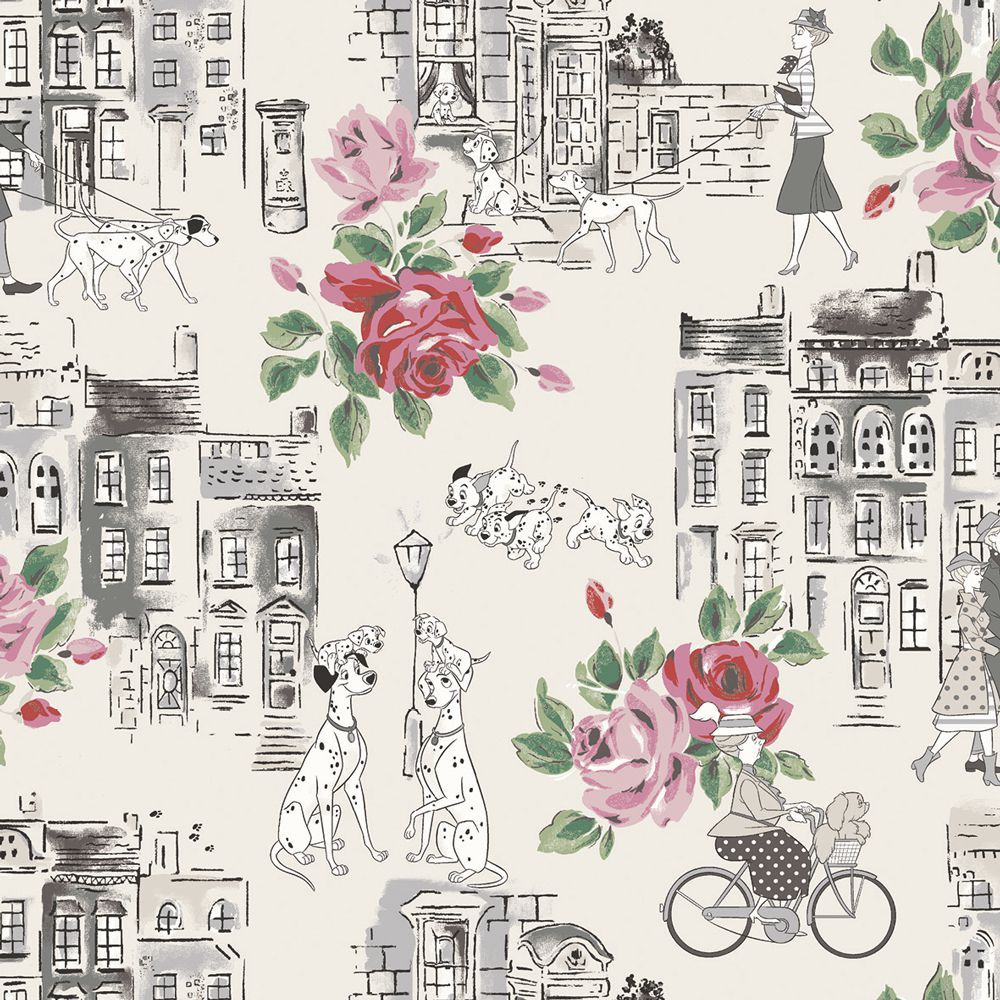 Cath Kidston are releasing a 101 Dalmatians collection