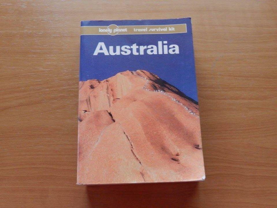 Details about Australia A Travel Survival Kit (Lonely