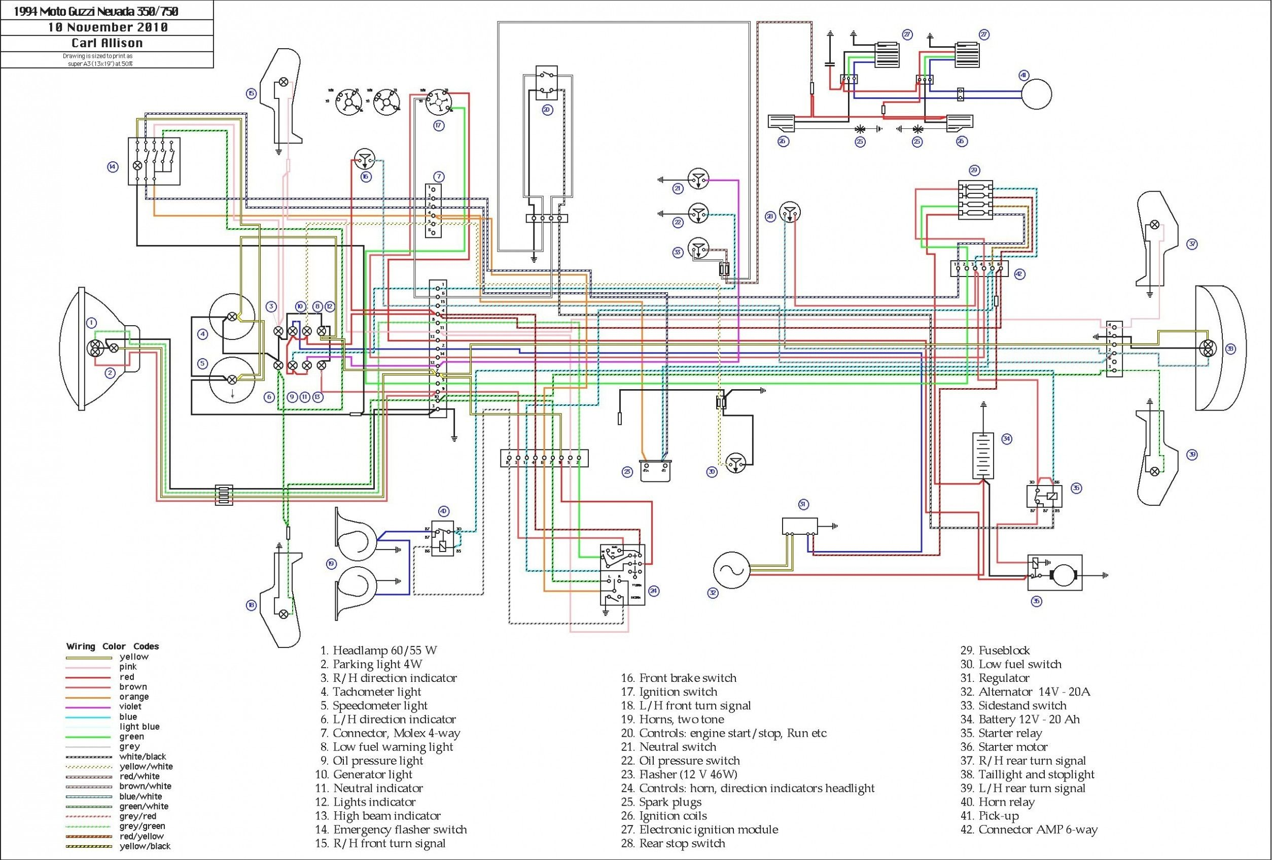 Yamaha V4 Engine Wiring Diagram Yamaha V4 Engine Wiring Diagram