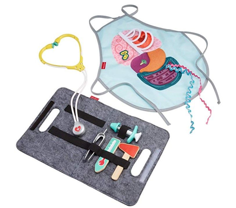 Amazon fisherprice patient and doctor kit just 999
