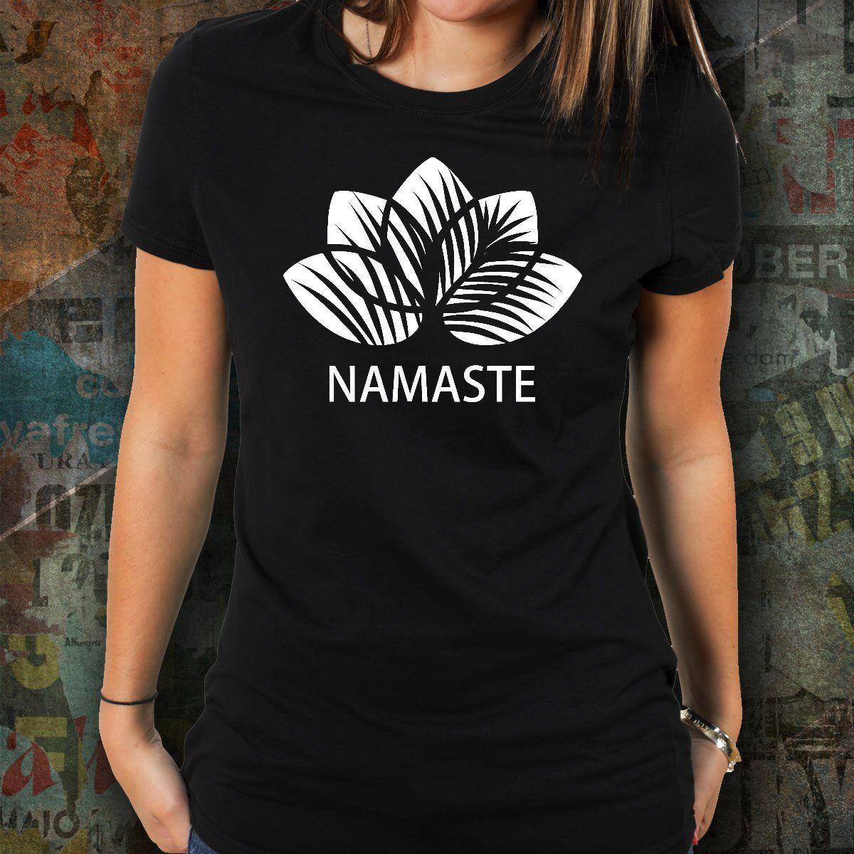Lotus Flower Shirt Namaste Shirt Lotus Tshirt Namaste Yoga Shirt