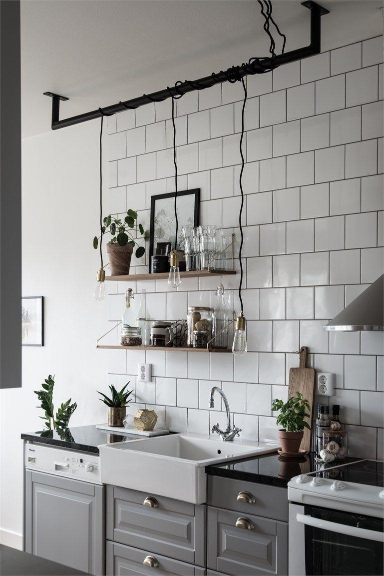 gravity home k i t c h e n pinterest wandfliesen k che haus und k che einrichten. Black Bedroom Furniture Sets. Home Design Ideas