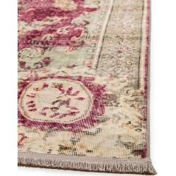 Photo of benuta Trends carpet with print Siljan beige / pink 160×230 cm – vintage carpet in Used-Lookbenuta.de