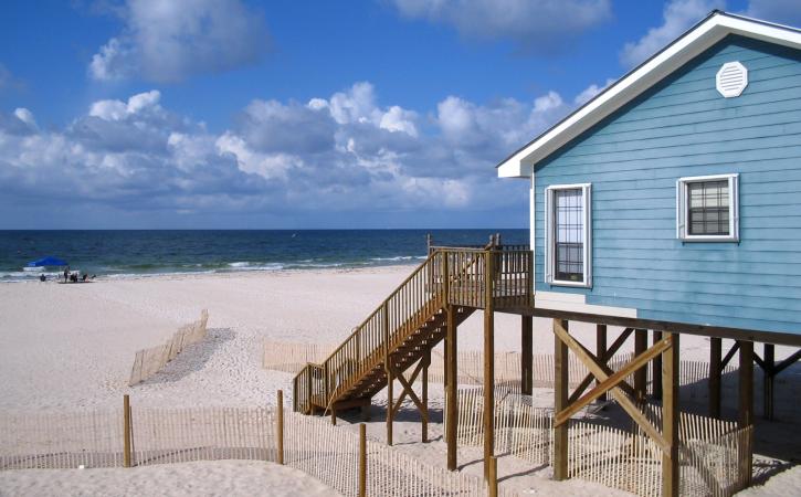 Decorar una casa en la playa... sin pasarse! INTERIORISMO