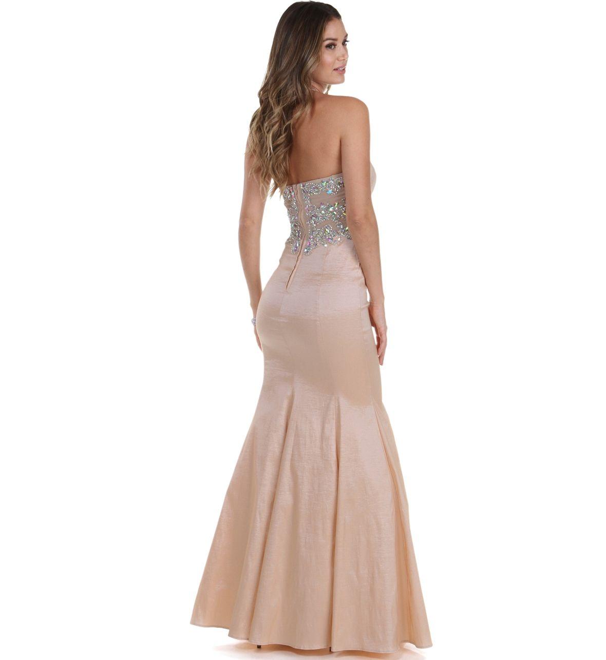 Bianca peach prom dress prom pinterest peach prom dresses