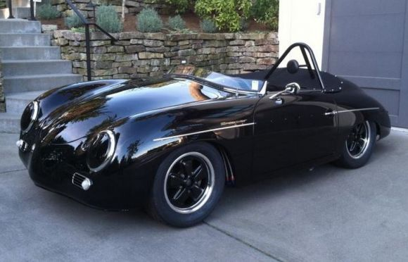 Donu0027t Restore It: Race Spec 1956 Porsche Speedster