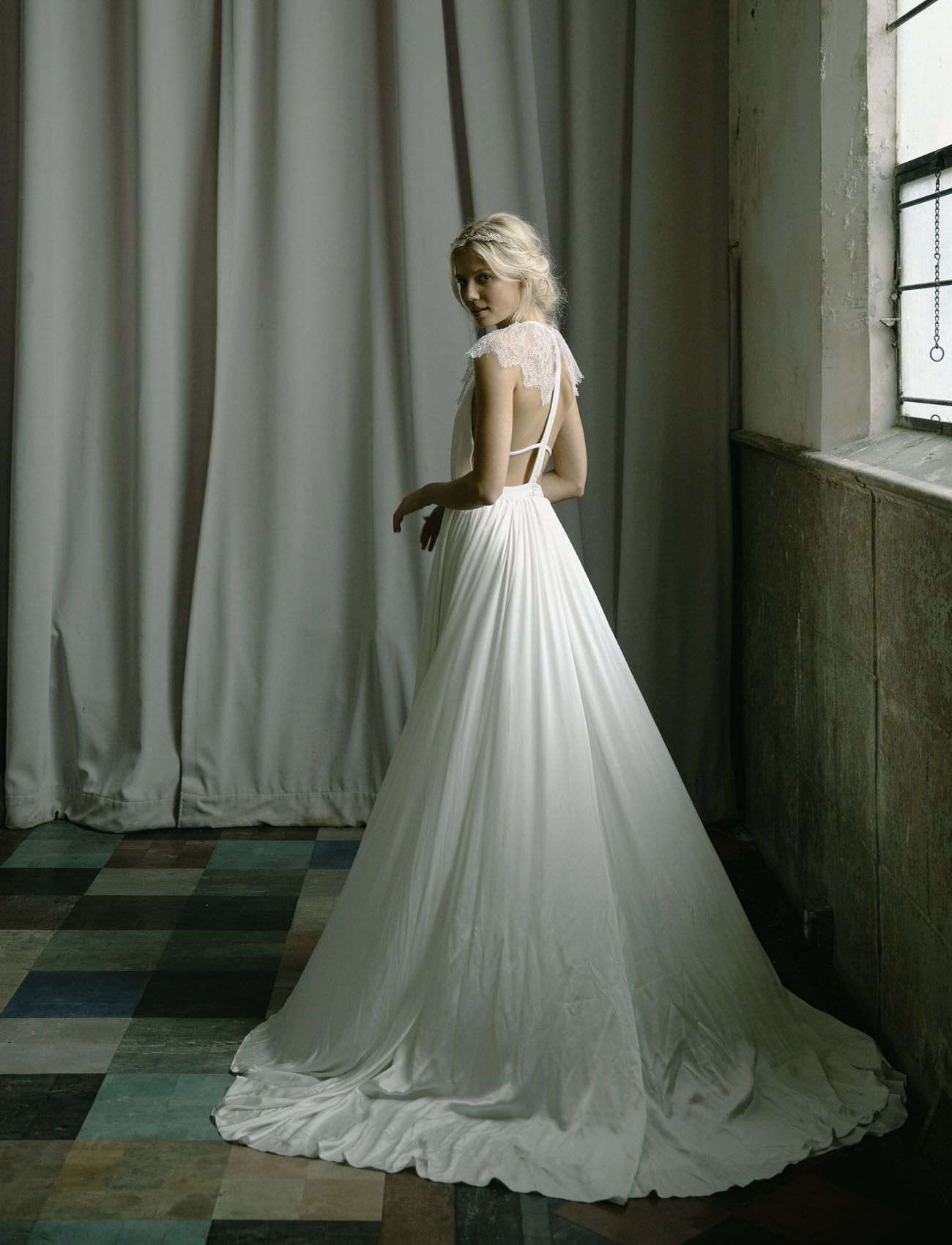 Alexandra Grecco Wedding Gowns Captured in New Orleans | WEDDING ...
