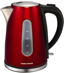 Buy Morphy Richards 1.5L Accents Kettle - Various Colours from our Kettles range today from ASDA Direct.