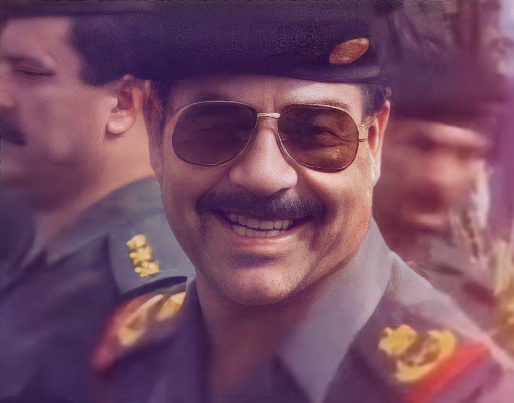 صدام حسين عام ١٩٩٢ Ancient Egypt History Iraqi President Egypt History