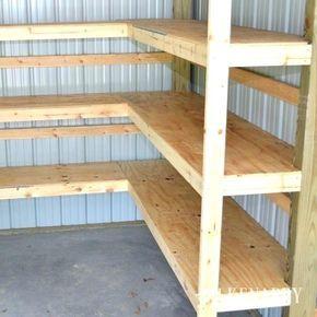24 Garage Storage Ideas