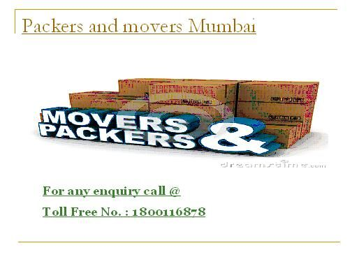Find the best packers and movers in mumbai online at movingsolutions.in and get upto 5 free moving quotes..