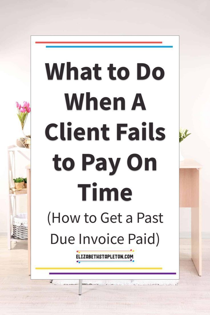 How to Actually Get Paid on a Past Due Invoice