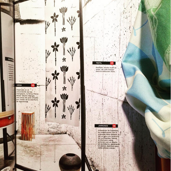 lotti_haegerClosing 2015 published in AXXIS Colombia's foremost design magazine, this is the fourth in 1 year run since my first textile collection was inaugurated. Thank you to the very talented photographer Mónica Barreneche, her support has made her unique/Terminando 2015 con una cuarta publicación desde que lancé mi colección textil hace 1 año,en la revista AXXIS, mejor en su género en Colombia.Gracias a la talentosa fotógrafa Mónica Barreneche su gran apoyo la hace única.#lottihaeger