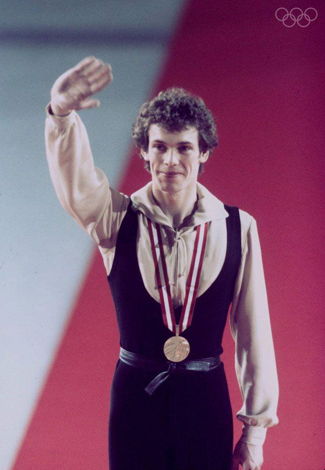 John Curry (United Kingdom 🇬🇧) 1976 Innsbruck   Men\'s Figure ...