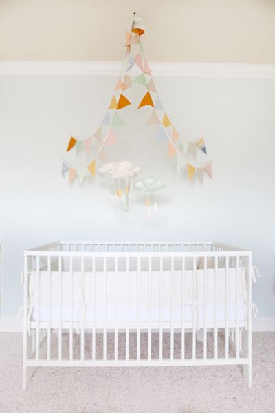 mobile bunting!<3<3