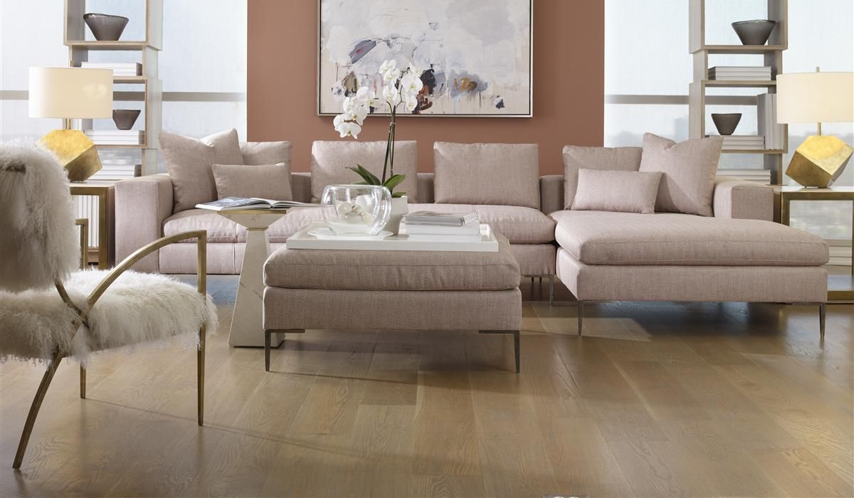 The Sofa Makes The Room Century Furniture S Unlimited Attention