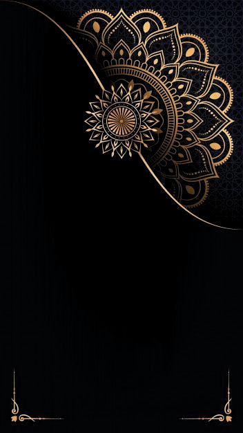Background Cover Yasin : background, cover, yasin, Yasin, Karimi, 高級感, Pola,, Desain, Mandala,, Islamis