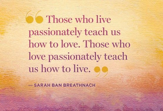 quotes about being passionate about your work