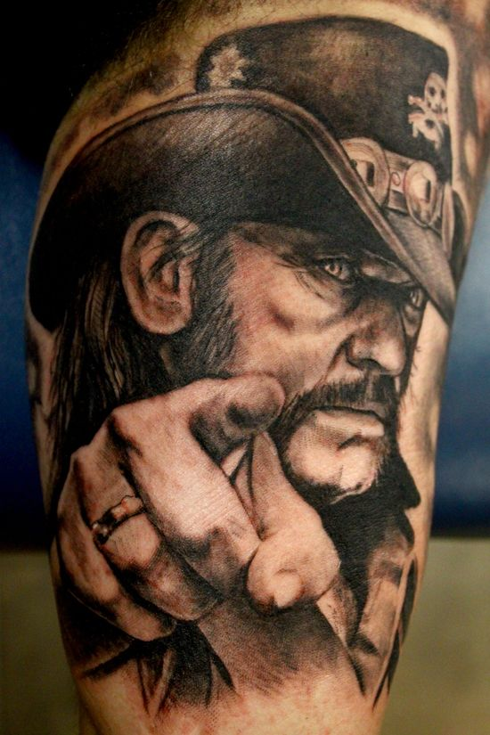 Undertaker Tattoo