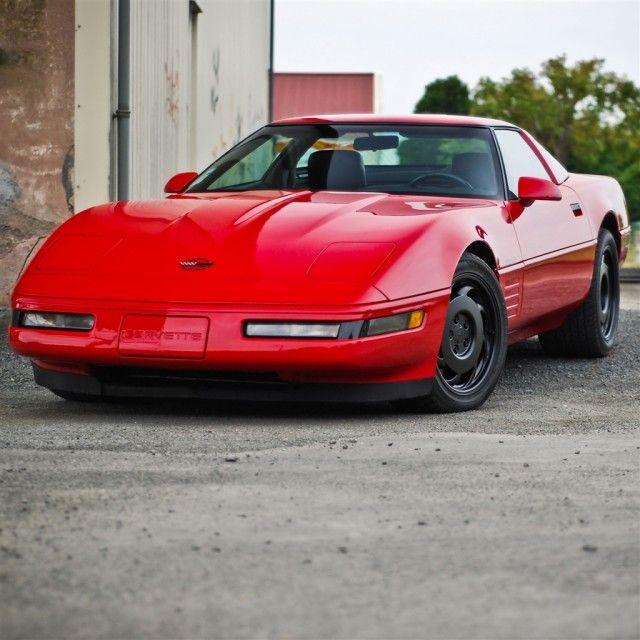 The Least Loved Corvette Ever Built  | Vette | Corvette c4, Corvette