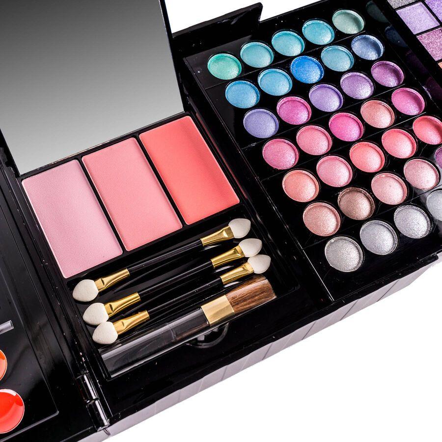 Shany Harmony Makeup Set Kit Ultimate Color Combination Holiday Gift Set Ebay Makeup Kit Eyeshadow Makeup Eyeshadow
