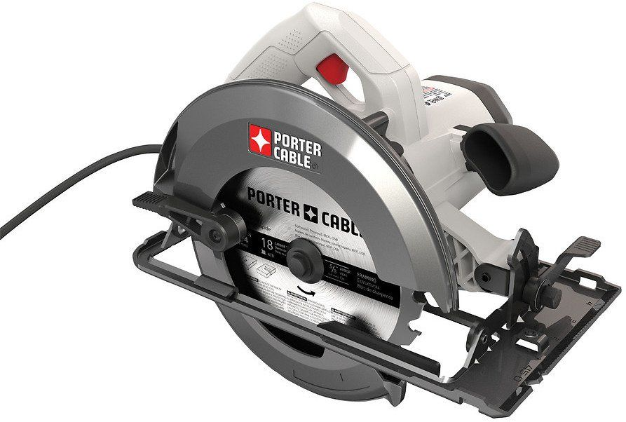 Porter Cable 15 Amp Corded Circular Saw Lowes Is Offering The