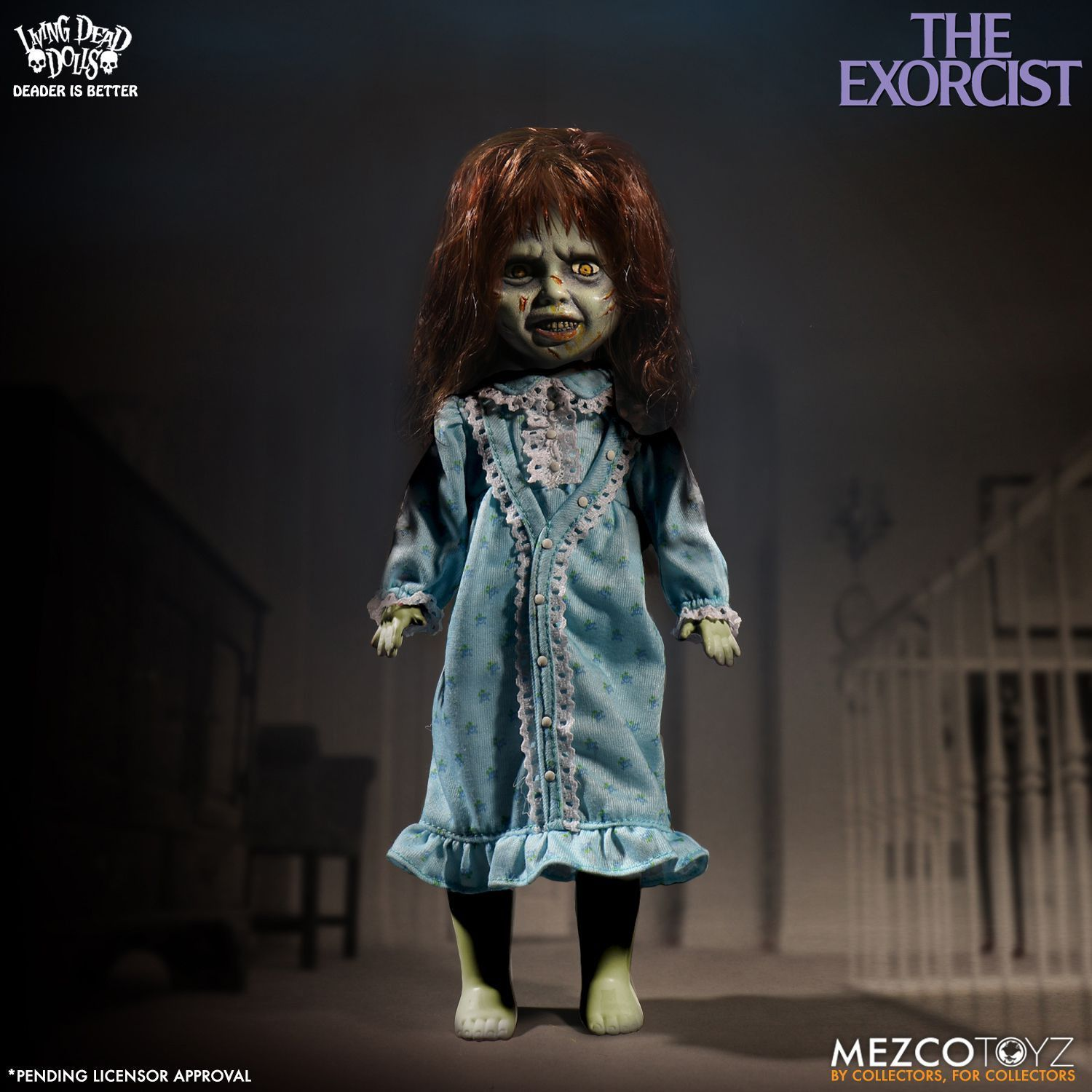 LIVING DEAD DOLLS PRESENTS THE EXORCIST (PREORDER