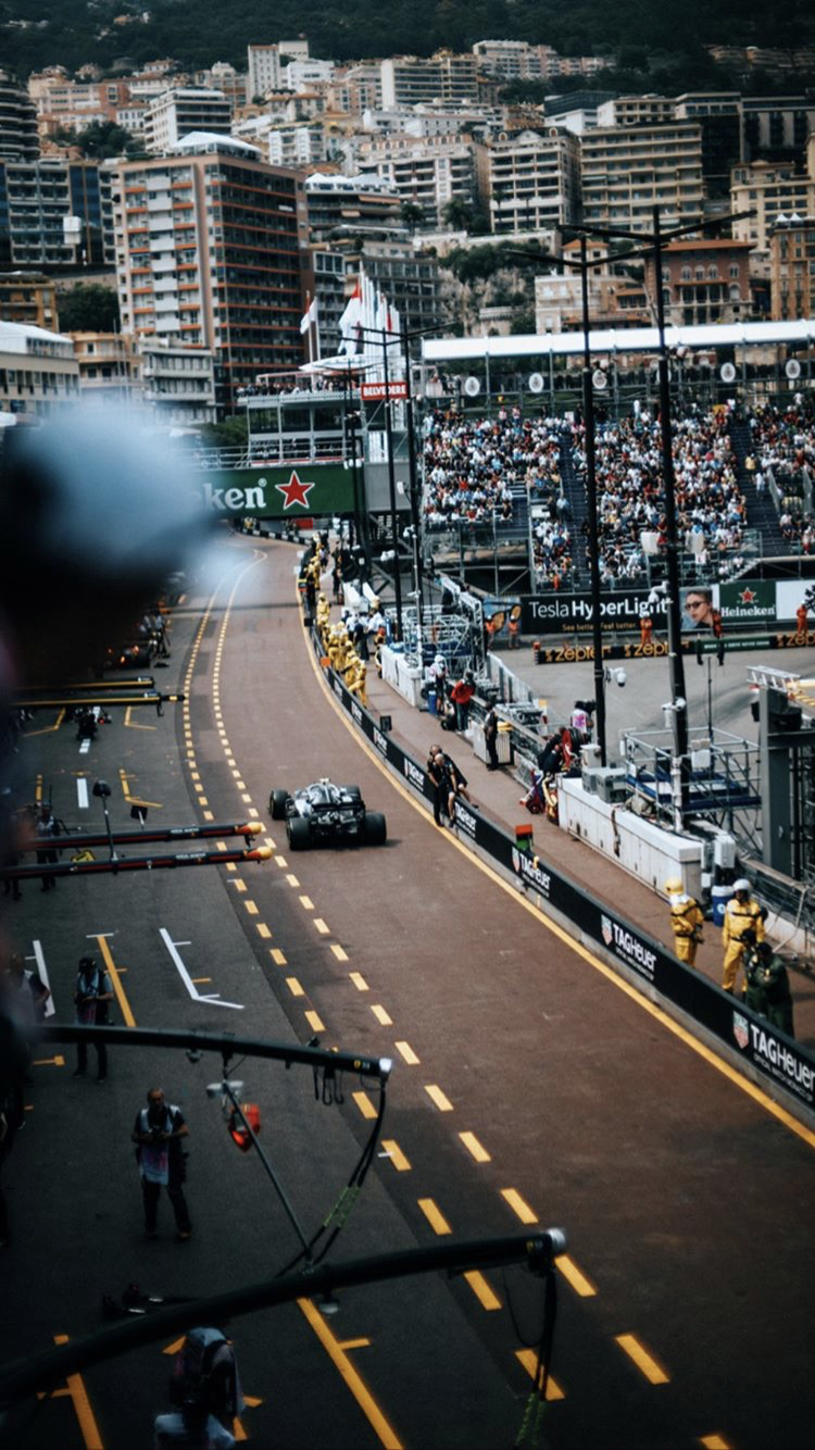 Lewis Hamilton - Monaco GP, 2019