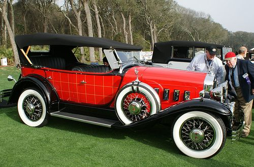 1930 Willys-Knight Pladside Phaeton