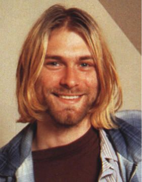 Resultado de imagen para kurt cobain sonriendo