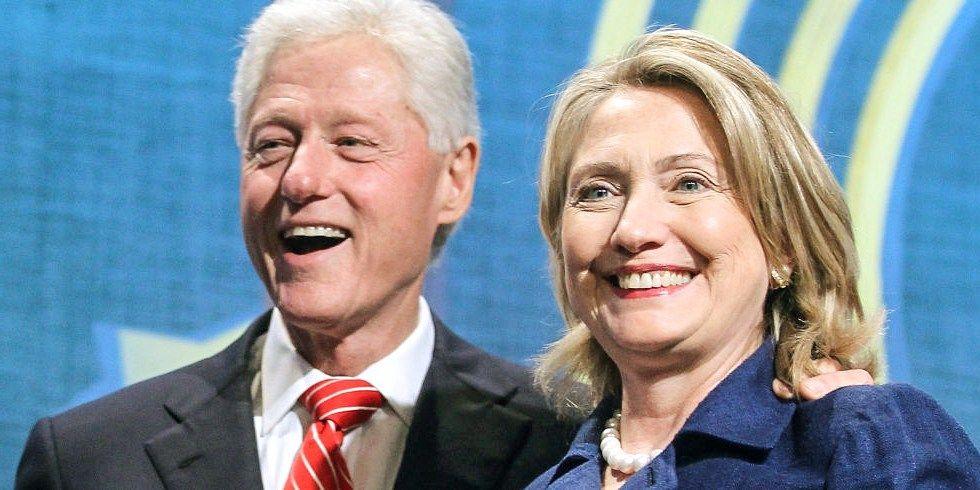 #HillaryClinton'sHusband